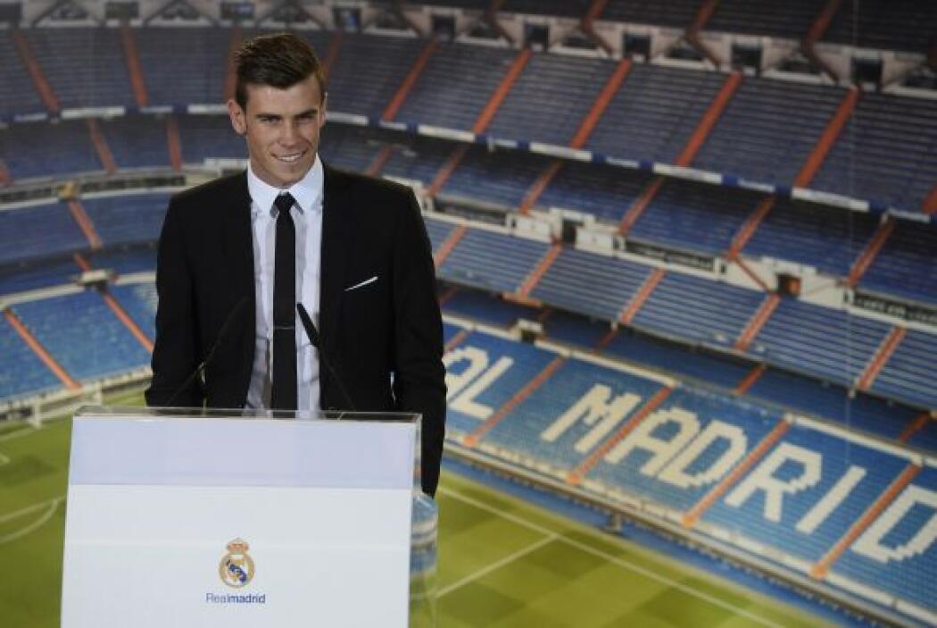 El jugador tuvo diversas palabras de agradecimiento para el club, pues a...
