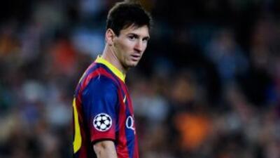 El barcelona ha reportado que su delantero argentino ha evolucionado fav...