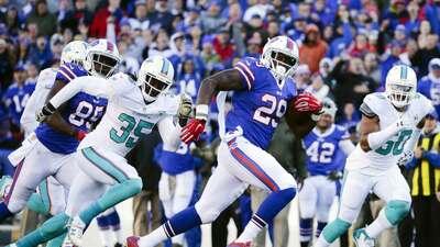 Bills 33-17 Dolphins: Con equipo completo Buffalo demostró ser superior...