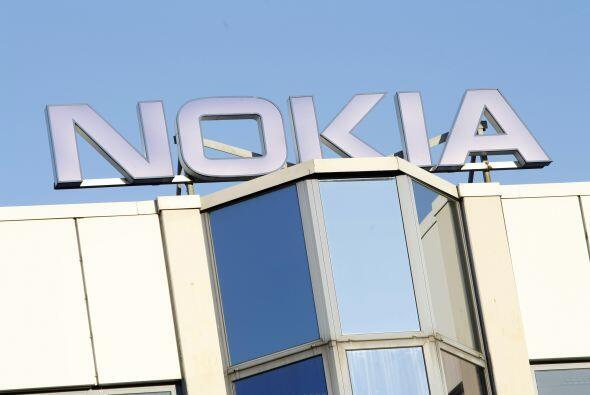Como Nokia, que es el nombre de la ciudad finlandesa, Nokia.