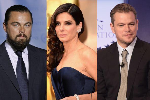 """Los llaman """"The A-List Actors"""" y no se tenían reportes de las estrellas..."""