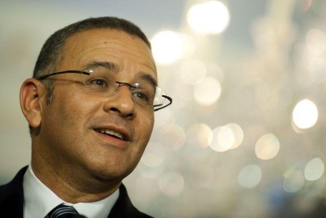 Mauricio Funes, presidente de El Salvador, fue el mejor calificado de Ce...