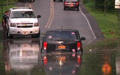 Las fuertes lluvias provocan severas inundaciones en Estados Unidos