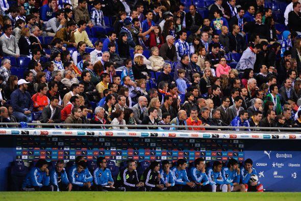 El Real Madrid salió con varios suplente y dejó a jugadores importantes...