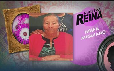 Conoce a Ninfa nuestra reina de Univision Chicago