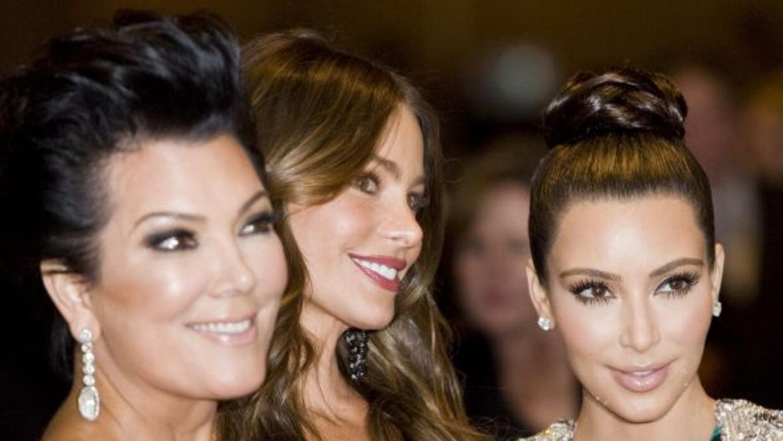 Kim Kardashian quiere ser como Sofía Vergara