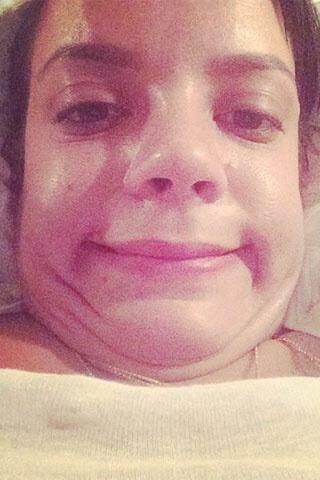 Sin lugar a dudas, la 'selfie' desde la cama de Lily Allen es una de las...