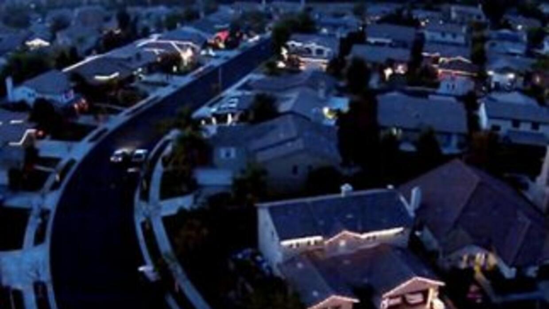 Neighborhood Light Show