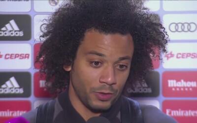 """Marcelo: """"No nos gusta perder y vamos a dejar la piel para poder pasar"""""""