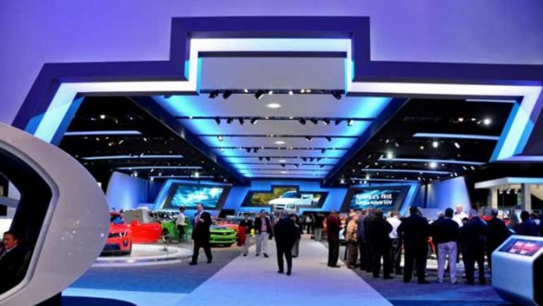 General Motors ocupó el puesto número uno del mundo como el primer fabri...