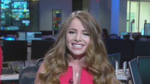 Sandra Itzel, la joven que sueña con convertirse en 'La Reina de la Canc...