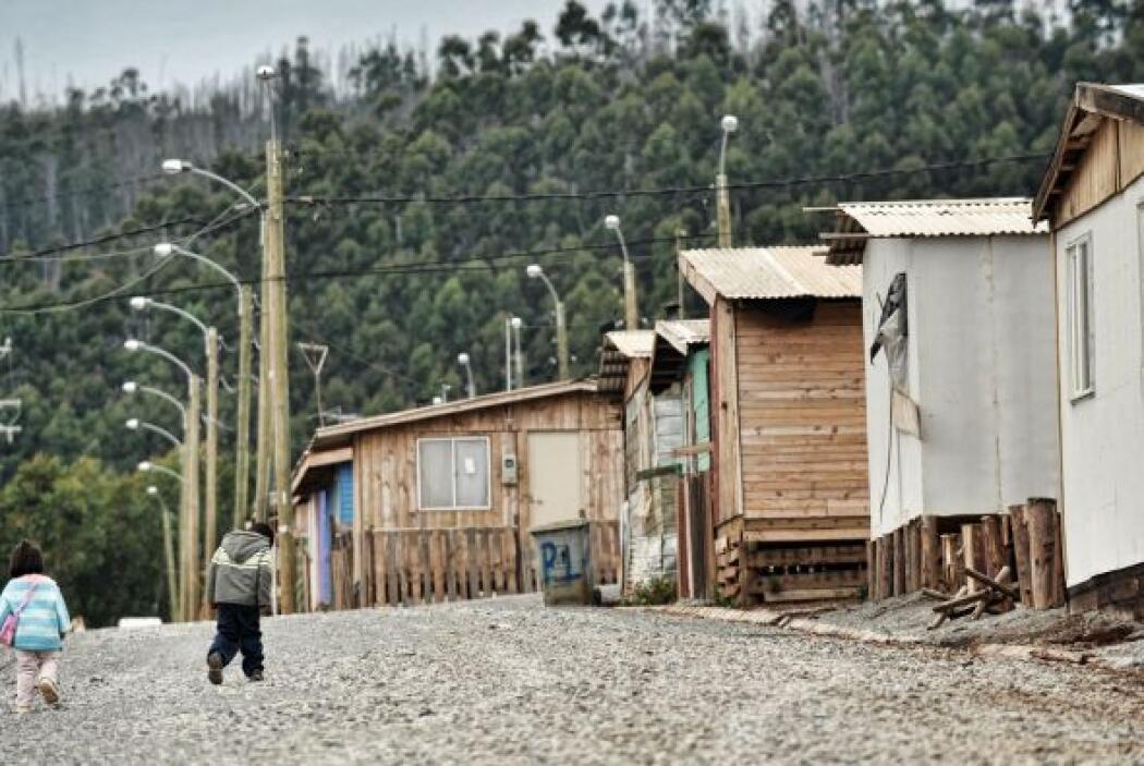 El cataclismo destruyó o dañó severamente 220 mil viviendas. La mitad pu...