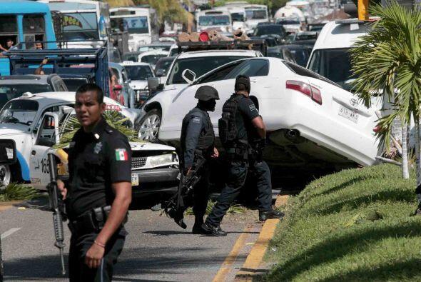 En la actualidad pelean el territorio de Sinaloa, Durango, Coahuila, Son...