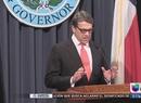 Corte considera cargos contra Rick Perry