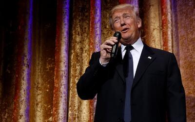 Revelan grabación de Donald Trump donde reconoce que sí conoce a Vladimi...