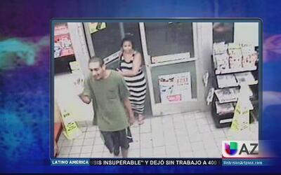Se busca pareja de ladrones