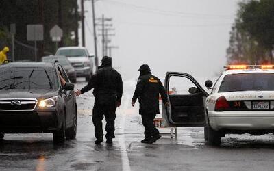 Severas condiciones de lluvias y tornados en el estado del tiempo