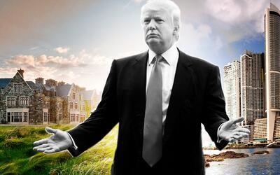 Donald Trump ha comprado negocios en el extranjero en años recientes