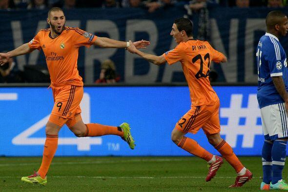 Ya en la ronda de eliminatorias, al Real Madrid le tocó enfrentar al Sch...
