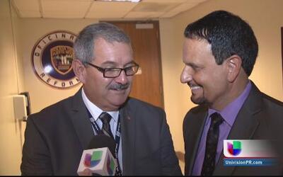 Exclusivo: Arnaldo Claudio comienza a supervisar a la policía
