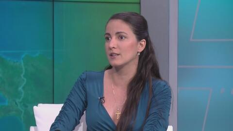 """Rosa María Payá: """"El trabajo de los cubanos libres es poner en riesgo el..."""