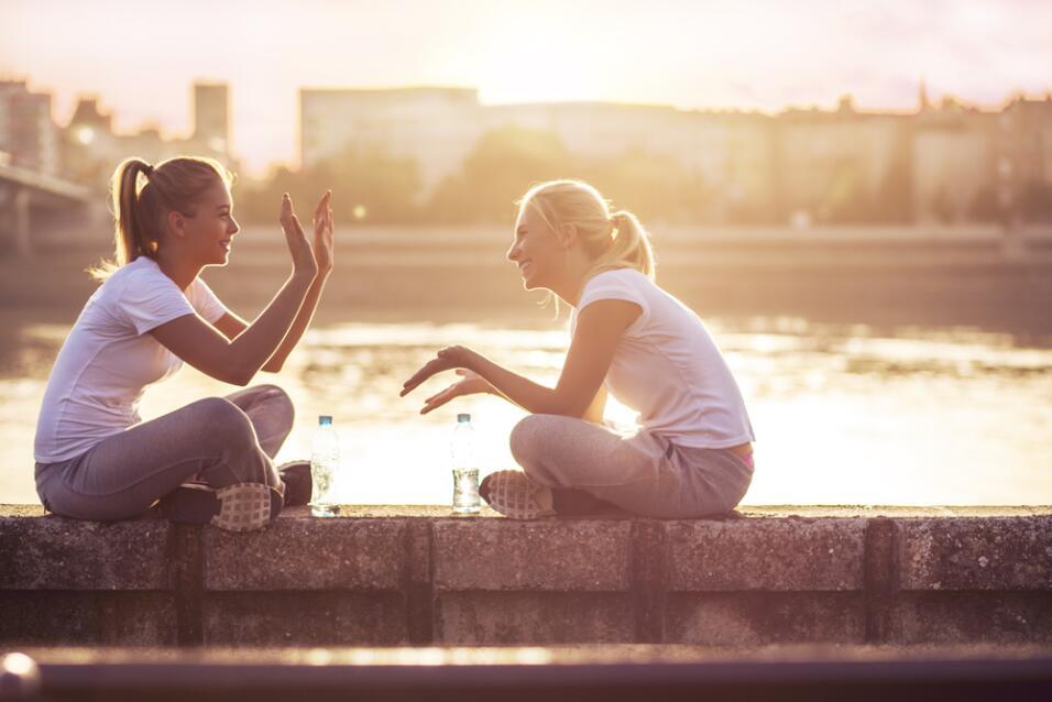 La primera es con un amigo, o amiga, alguien que desee compartir tu expe...