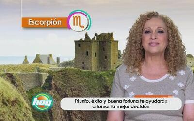 Mizada Escorpión 29 de julio de 2016