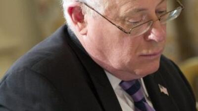 El gobernador de Illinois, Pat Quinn.