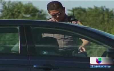 Discrimen racial en la policía de tránsito de Illinois
