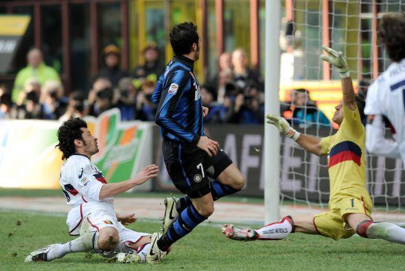 Pero apenas arrancó el complemento y el Inter demostró su...