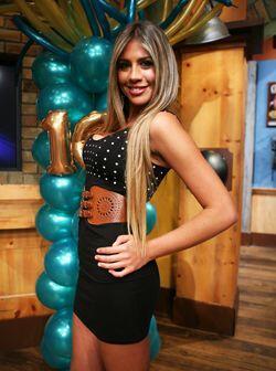 ¿Quién puede olvidar a la ganadora del 2007, Liliana Montoya?