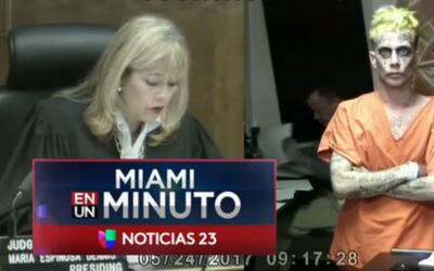 'Miami en un Minuto': hombre que sembró el pánico en Kendall, con la car...