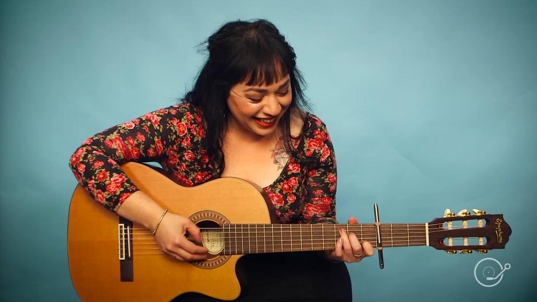 Carla Morrison: 'Una salida' (FB Live)