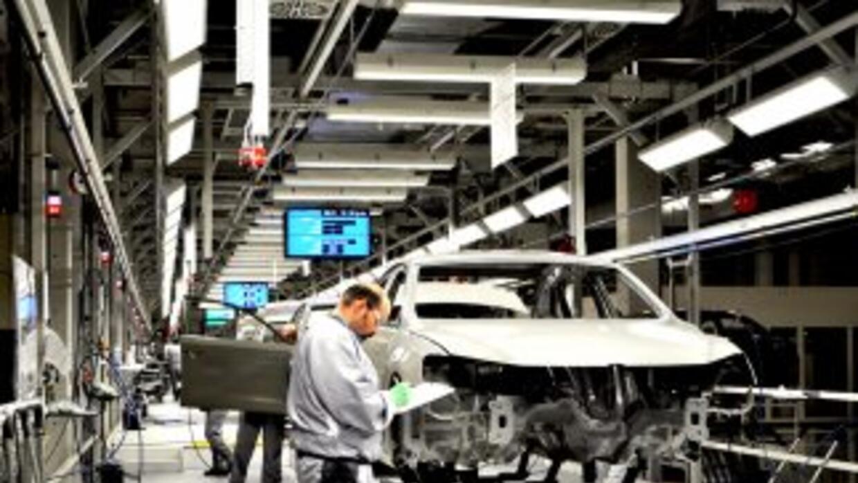 Volkswagen Plant