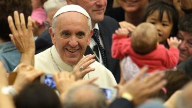 Francisco llega a Brasil el lunes 22 de julio. El arribo está previsto p...