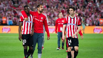 Athletic Club avanzó en Copa del Rey