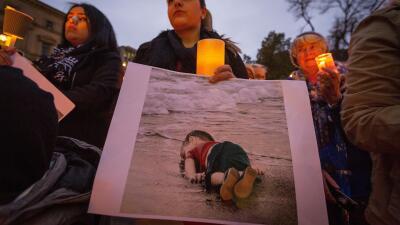 Familiares del niño sirio Aylan Kurdi llegan a Canadá kurdi.jpg