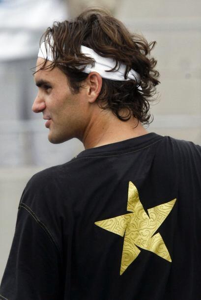 De descendencia sudafricana, por parte de su madre, Federer domina, el i...