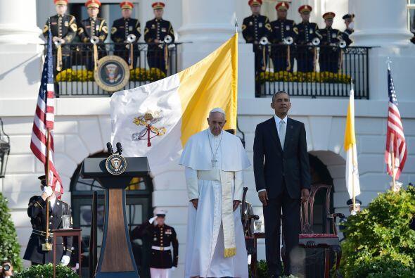 El Papa es visto por Obama como una autoridad moral y un poderoso aliado...