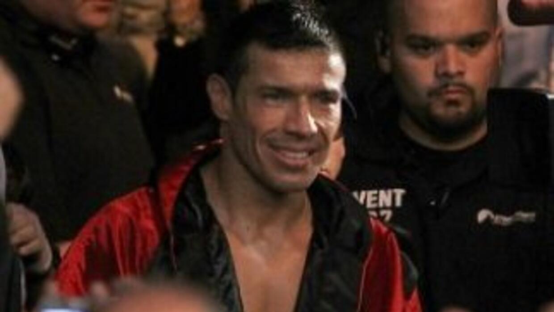 Sergio 'Maravilla' Martínez.