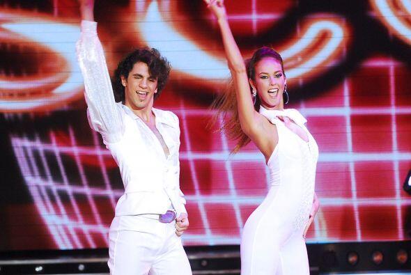 La participación de Gaby en el reality de baile fue interpretada...