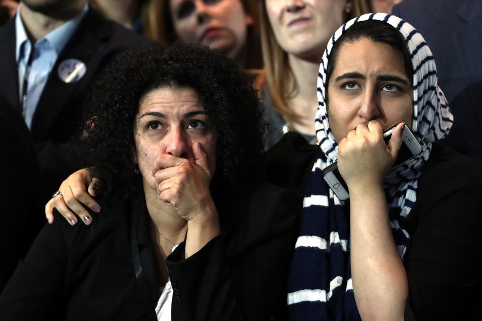 Reacciones demócratas Nueva York