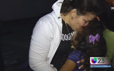 Madre indocumentada ahora 'vivirá sin miedo'