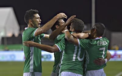 México jugará en el estadio CenturyLink Field.