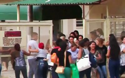 Motín en cárcel de Brasil deja más de 30 muertos