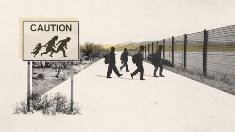 Animation: A coyote reveals secrets of the immigrant smuggling trade