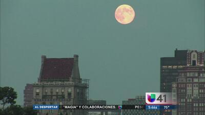 Esta noche tendremos Luna Azul