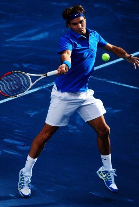 Federer desplazará al español Rafael Nadal del segundo puesto de la clas...