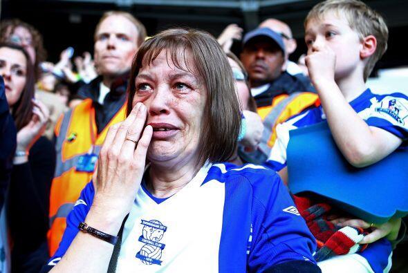 Se acaba el fútbol en Europa, razón de sobra  para llorar....