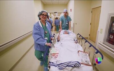 Cirugía bariátrica: la tarea titánica de reducir el estómago